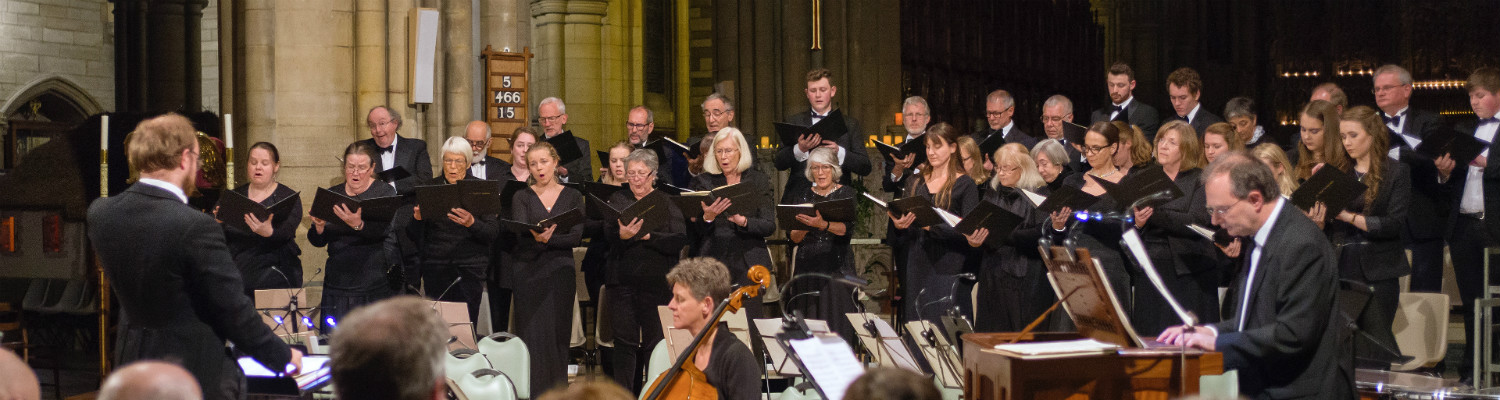 St Mary's Singers – concerts and events